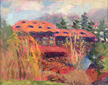 oil paintings, Asheville, Lisa Blackshear