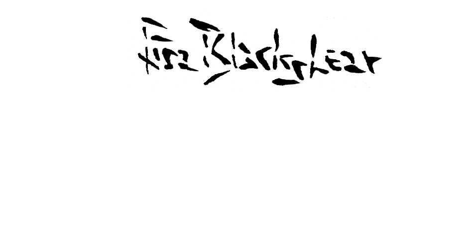 Lisa Blackshear signature