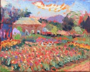 Biltmore Formal Garden Tulips